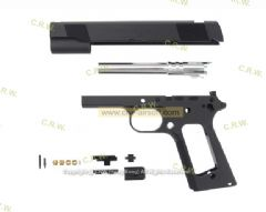 Nova SFA Bureau Metal Body Kit for Marui 1911A1 (Black)